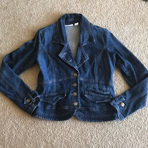 DKNY denim jacket!!!!